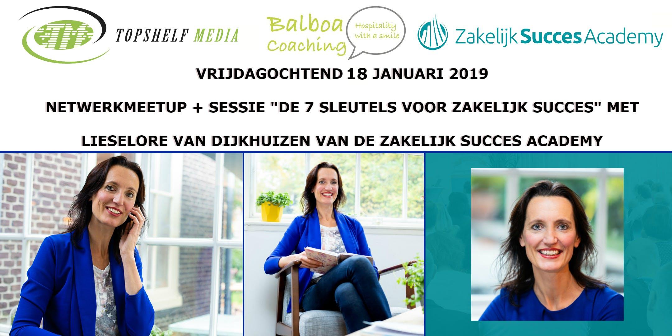 Open Coffee Utrecht | 18 januari 2019 | Netwe