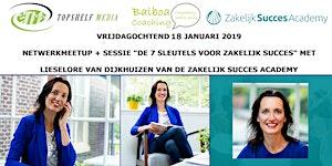 Open Coffee Utrecht | 18 januari 2019 |...