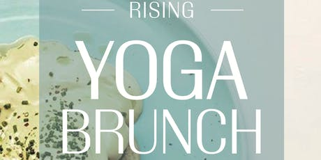 Yoga Brunch  tickets