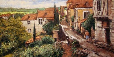 Landscape & Cityscape Painting with Biennale Judge & Guest Instructor Alan Flattmann