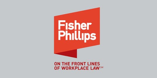 2019 Fisher Phillips SHRM Reception