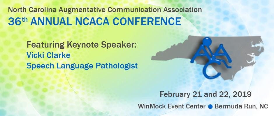 Putting the Pieces Together 36th Annual NCACA featuring Vicki Clarke as keynote....Join us for 2 days of Assessment, Access, Implementation
