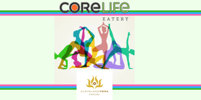 Vinyasa Flow with Cleveland Yoga Concord