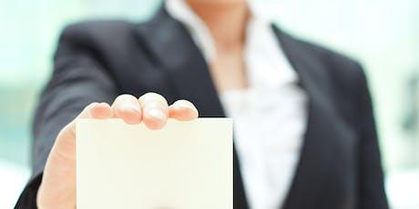 Entreprendre au féminin - Mon image, mes outils de communication tickets