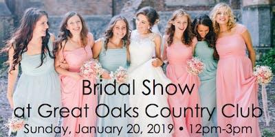 Gazette Bridal- Bridal Show at Great Oaks Country Club