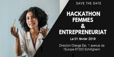 Hackhaton femmes et entrepreunariat