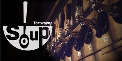 2nd Annual Fort Wayne SOUP Winter Social