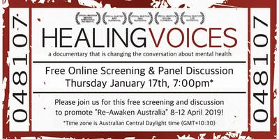 Healing Voices // Online Screening & Discussion