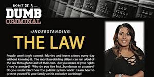 """""""Understanding the Law"""" w/Krystal Banks, Bail..."""