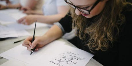 Beginner's Modern Calligraphy workshop tickets