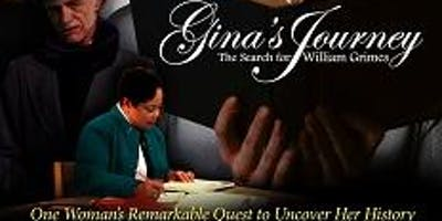 Gina's Journey:  A Film Exploration on the First Official Slave Narrative