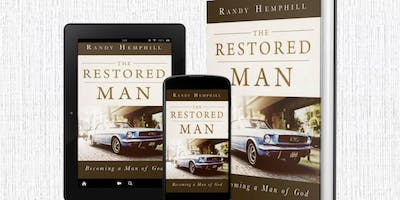 VIP Book Launch Event for The Restored Man