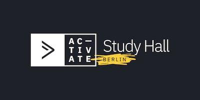 Activate Study Hall   Berlin