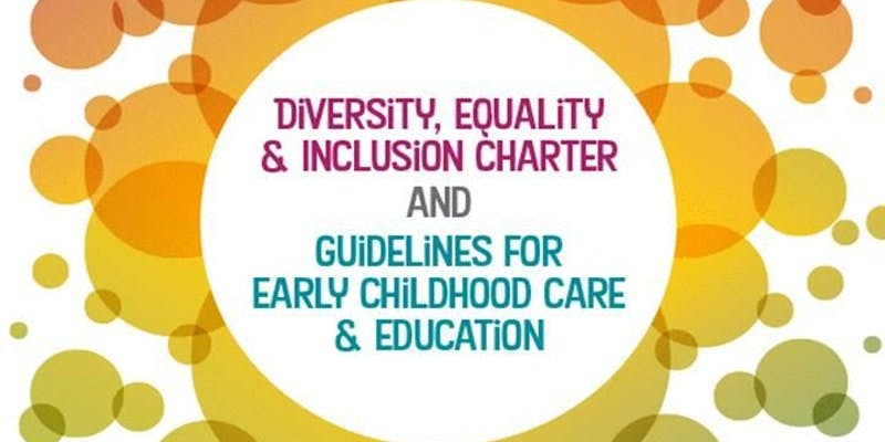 Diversity, Equality and Inclusion Charter & Guidelines 3 Day Workshop