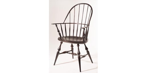 Build a Sack Back Windsor Chair with Greg Pennington