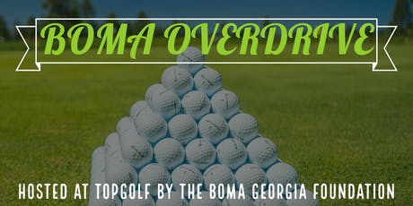 2nd Annual BOMA Overdrive, presented by SERVPRO of Decatur tickets