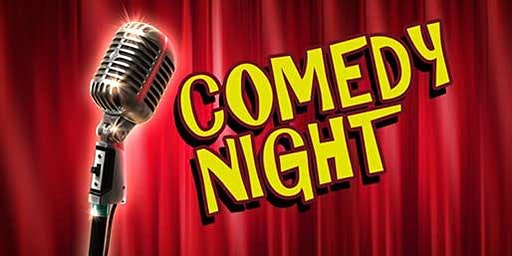COMEDY NIGHT at South Farms ~ a fundraiser  for Morris Beach & Recreation
