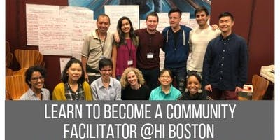 Learn to Become a Community Facilitator at HI Boston