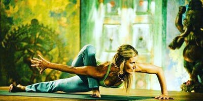 Vinyasa Foundations on Jan 27th from 12:15 pm to 2:15 pm