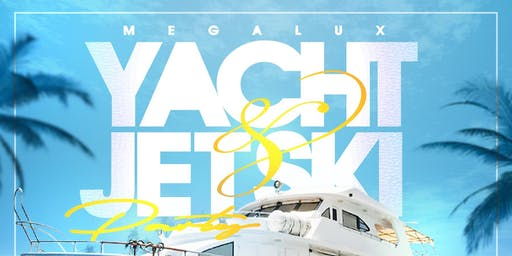SouthBeach MegaLux Yacht & Jet Ski Party!