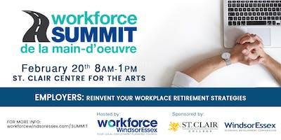 Workforce Summit: Redefining Retirement