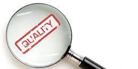 Internal Quality Auditor Training tickets