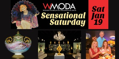 Sensational Saturday at WMODA · January 19