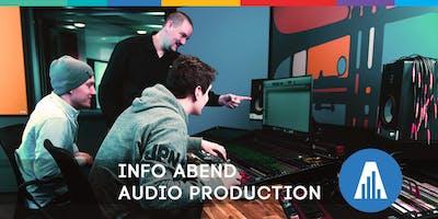 Audio Engineering - INFO-ABEND
