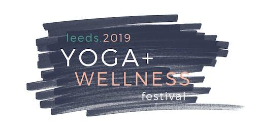 Leeds Yoga & Wellness Festival 2019
