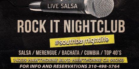 Salsa Saturdays in Hawthorne tickets