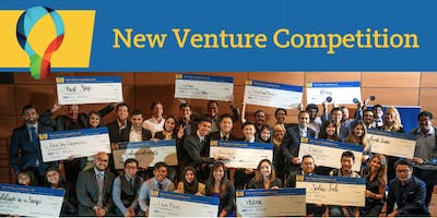 New Venture Competition Workshop 8: How to Pitch & Deal with Q&A
