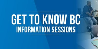 Broward College Information Session-Central Campus