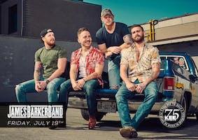 James Barker Band - Live at The KEE to Bala Friday July 19th