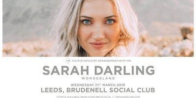 Sarah Darling - The Wonderland Tour (Brudenell Social Club, Leeds)