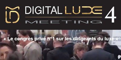 DIGITAL LUXE MEETING > PARIS n°1 spécial mode & beauté billets