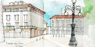 Copy of Corso BASE di Carnet de Voyage_ 3x3 free_Milano