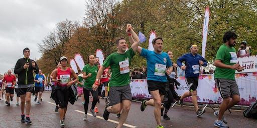 Royal Parks Half Marathon 2019 for EAAA