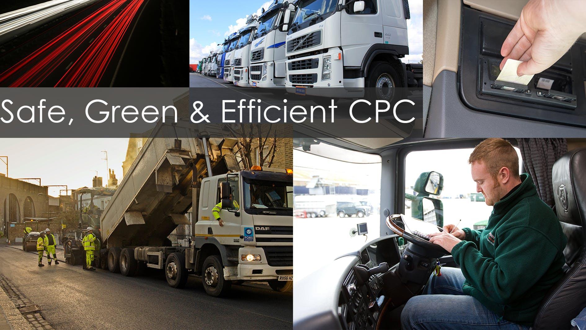 7537 CPC Vehicle Roadworthiness & Load Safety