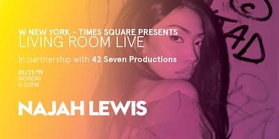 Najah Lewis / Living Room Live