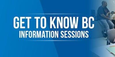 Broward College Information Session-Miramar West Center