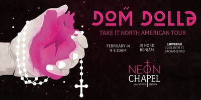 Neon Chapel Kick-off Event featuring *** Dolla + more...
