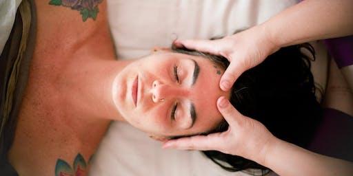 Ayurvedic Yoga Massage - Neck, Shoulders, Head & Face Workshop