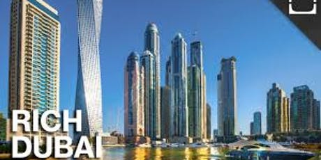Dubai Trip tickets