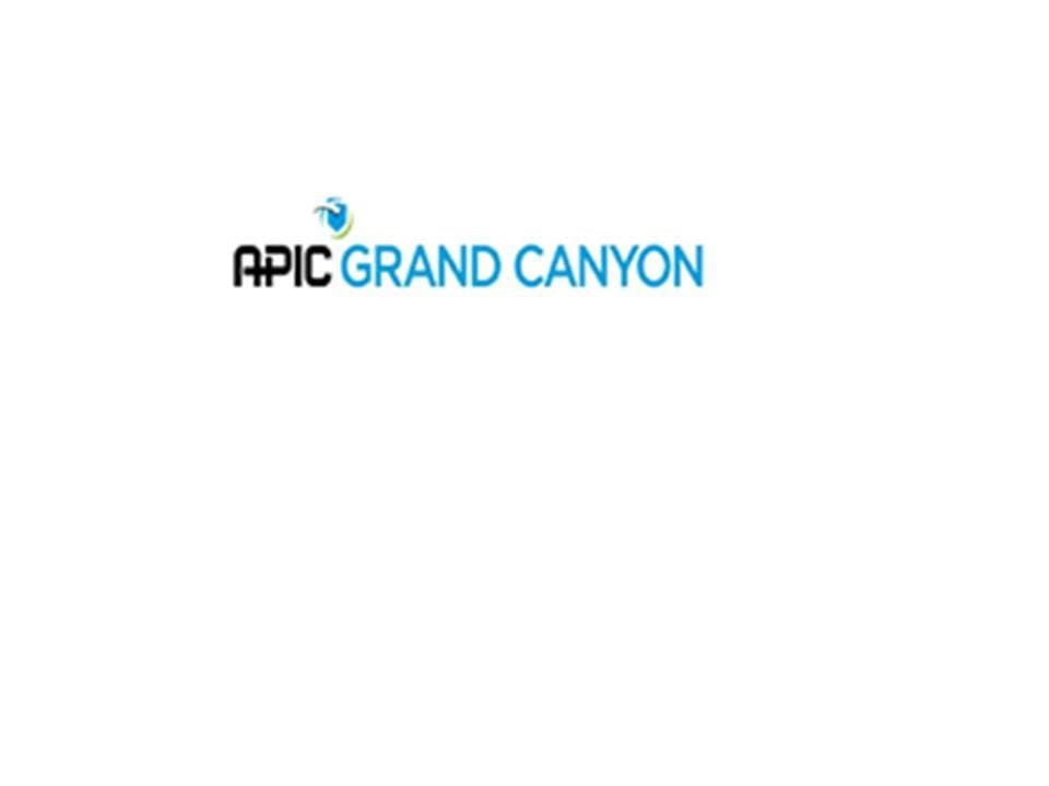 APIC Grand Canyon January 2019 Chapter meeting