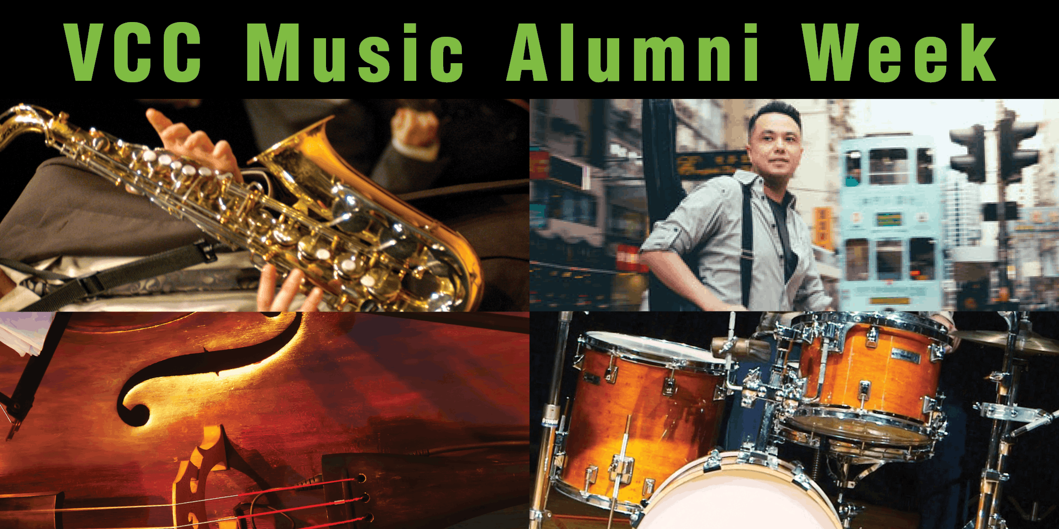VCC Music Alumni Week - Funky Foodbank Fundra