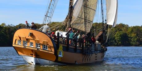 Schooner SULTANA Public Sails tickets