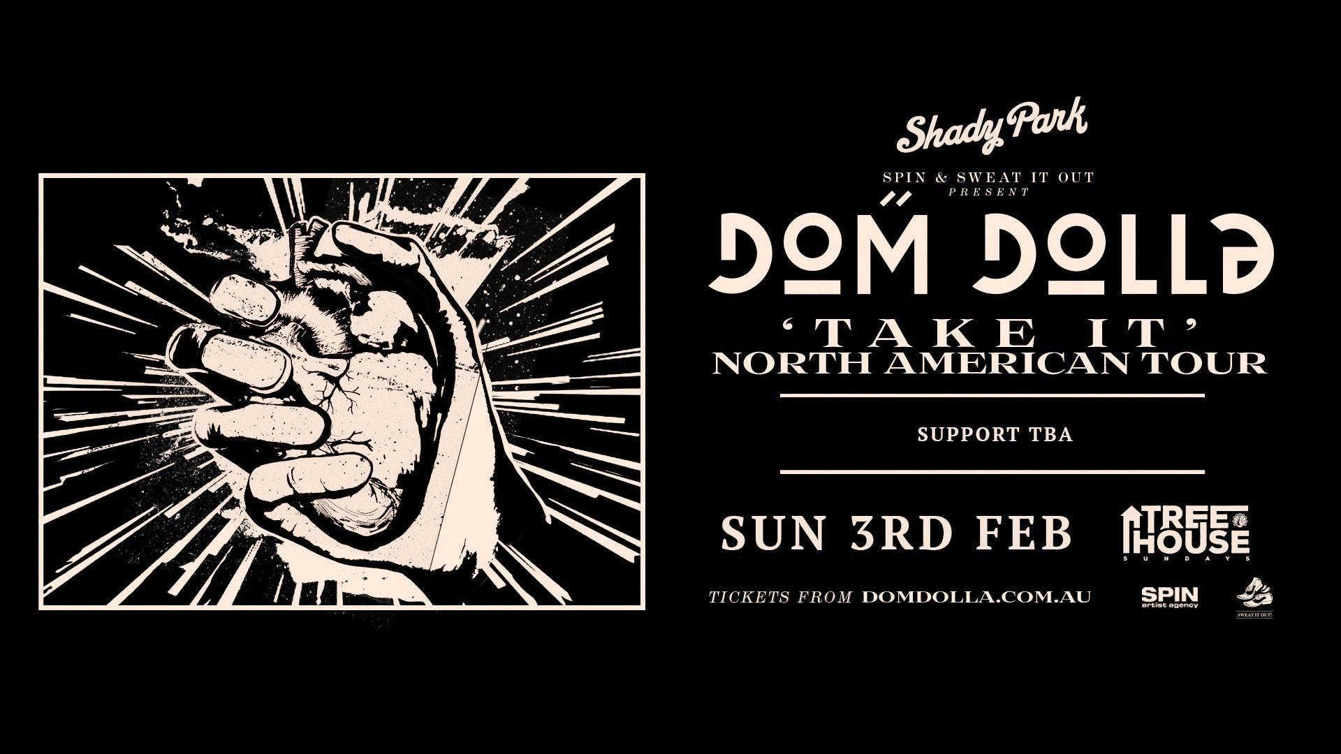 Dom Dolla - TreeHouse Sundays at Shady Park