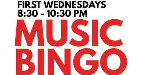 MUSIC BINGO at APPLEBEE'S CAROLINA PLACE