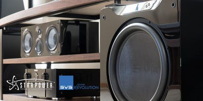 Speakers & Subwoofers Unleashed: A Night of Thrilling Audio with SVS