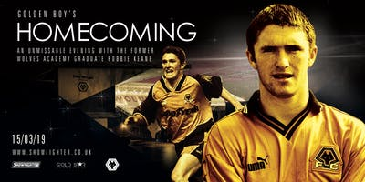 An Evening with Robbie Keane